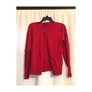 Bananas Republic red sweater